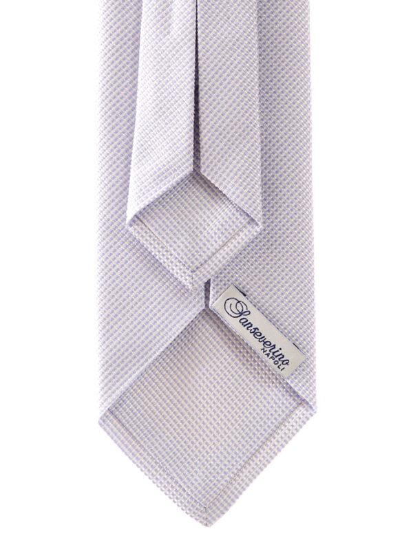 cravatta da cerimonia 3 pieghe