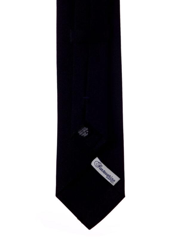 Cravatta Special Edition con logo Sanseverino Napoli