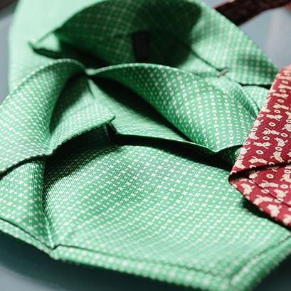 cravatte sette pieghe