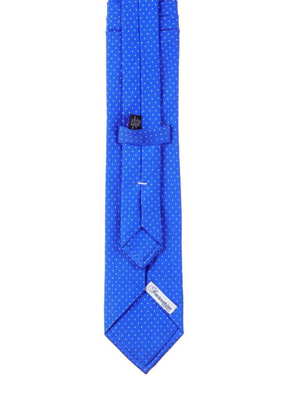 Cravatta da cerimonia tre pieghe