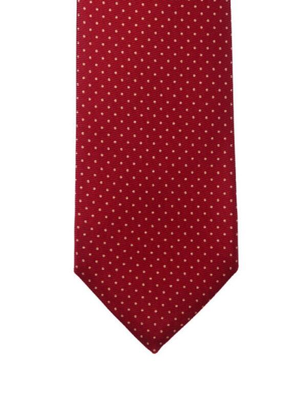 Cravatta sette pieghe a poi