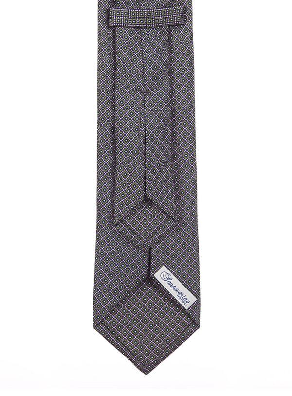 ss-sette-25-v cravatta sette pieghe
