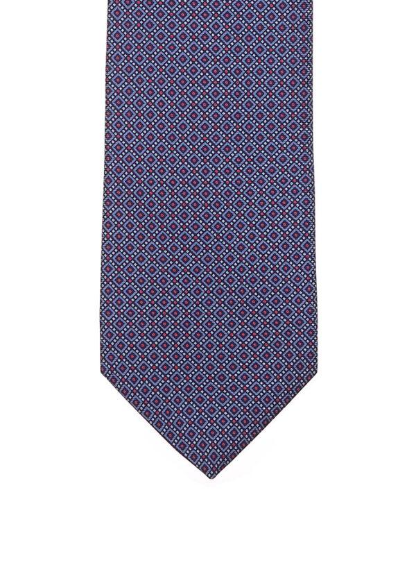 cravatta sette pieghe stoffa inglese