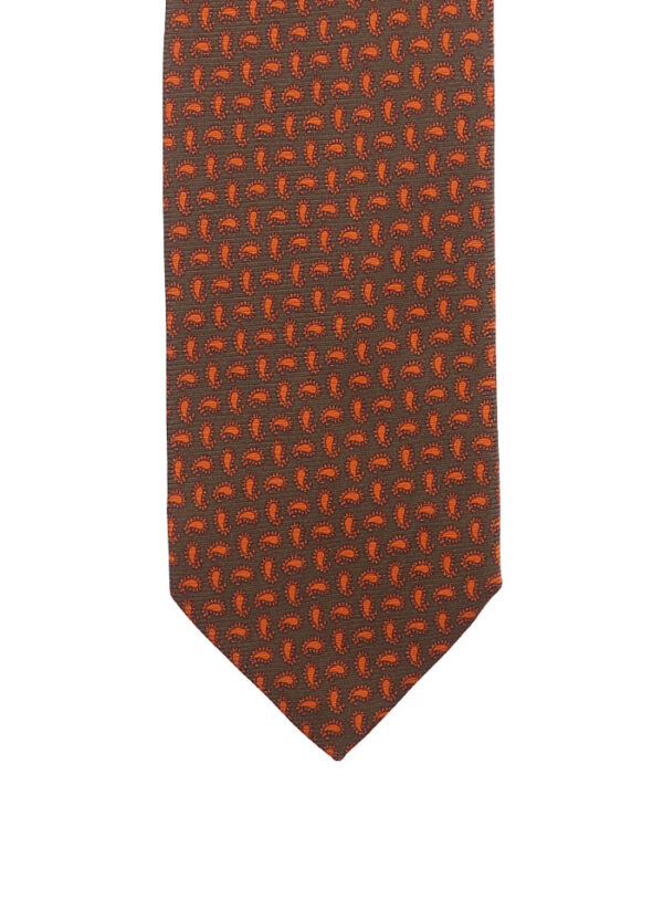 ss-tre-033-f cravatta tre pieghe